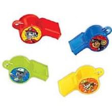 Paw Patrol Whistles