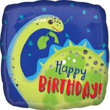 "17"" Happy Birthday Brontosaurus"