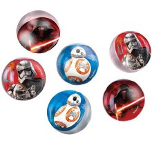 Star Wars Awakens Bounce Balls