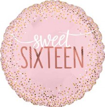 MYLR Sweet Sixteen 18in