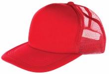 Hat Baseball Red