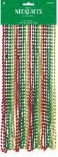 Christmas Beads ~ 24 Pack