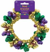 Bracelet Mardi Gras