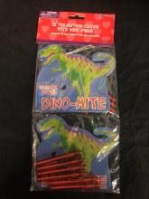 Valentine Card Dino-Mite