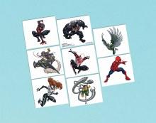 Spiderman Wonder Tattoos