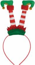 Upside Down Elf Headband