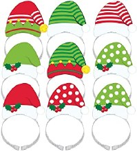 Elf Headbands 8pk