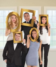 Photo Booth Frame Props
