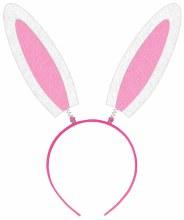 Bunny Ear Bopper Pink