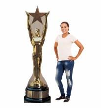 Award Star Standup #400