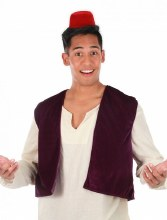 Aladdin Vest w/ Fez