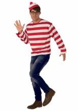 Waldo Costume L/XL
