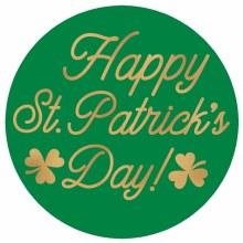 St. Patricks Day Coasters 18pk