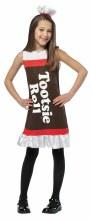 Tootsie Roll Dress Child 7-10