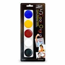 Cream Makeup Color Pallet