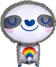 MYLR OS Sloth Rainbow 19in