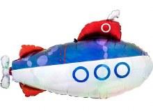 """Jumbo Submarine ~ 34"""""""