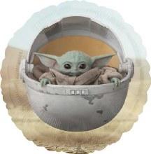"MYLR Baby Yoda 17"""