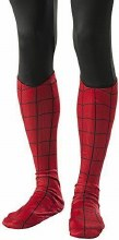 Spiderman Adult Boot Covers