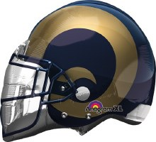 "Mylr 30"" Helmet Rams"