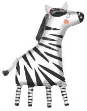 """Jumbo Zebra ~ 36"""""""