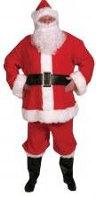 Santa Dlx Economy Suit Lg