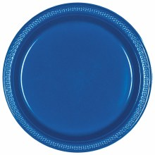 Bright Royal Blue 7in Pl Plate