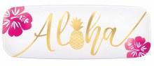 Aloha Long Platter