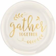"Gather Together ~ 10 Pack/10"" Hard Plastic Plates"