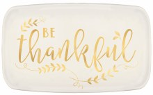 Thankful 11x18 Platter