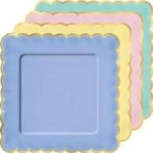 Spring Pastels 10in Plt