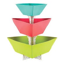 Sweets & Treats Tiered Candy Bowls