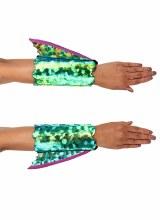 Fin Arm Cuff Shimmer