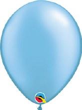 "Blue Azure ~ Pearlescent Finsih 11"""