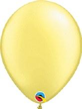 "11"" Pearl Lemon Chiffon"