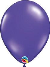 "11"" Jewel Purple (Transparent)"