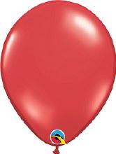 "11"" Jewel Red (Transparent)"