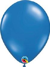 "11"" Jewel Sapphire Blue (Transparent)"