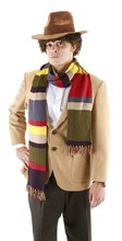 Doctor Who Scarf 4th Doctor