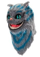 Cheshire Cat Mouth Mover Mask