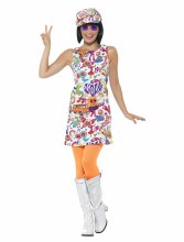 60's Groovy Chick L