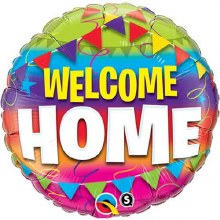 """MYLR WelcomeHomePennents 18"""""""