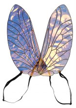 Wings Holographic Bee