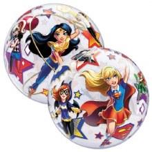 """DC Super Girls Bubble ~ 22"""""""