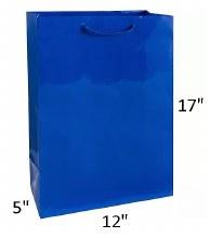 Gift Bag XL Royal Blue