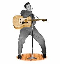 Elvis w/Guitar #471
