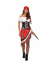 Pirate Vixen L