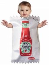 Ketchup Packet Bunting