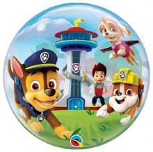 Paw Patrol Bubble 22in