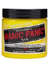 Manic Panic Hair Dye Electric Banana 4oz
